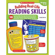 Scholastic Building Real Life Reading Skills