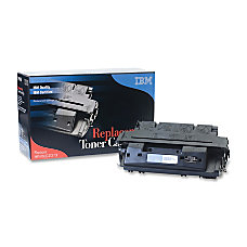 IBM 75P5155 HP C4127X Black Toner