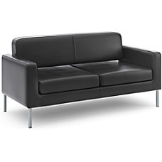 Basyx by HON VL888 Leather Sofa