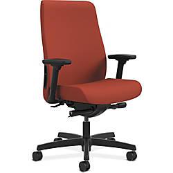 HON Endorse Upholstered Mid Back Work