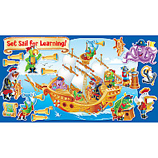 Scholastic Sea Adventure Bulletin Board