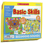 Scholastic Basic Skills Learning Games Beginning