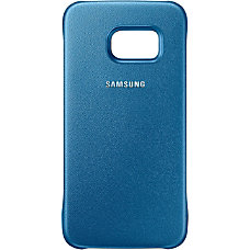 Samsung Galaxy S6 Protective Cover Blue
