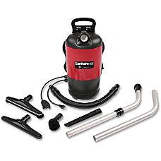 Sanitaire Backpack Vacuum 138 kW Motor