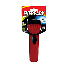 Eveready LED Economy Flashlight 6 14