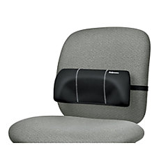 Fellowes Lumbar Back Support Black