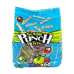 Sour Punch 4 Flavor Twists 40