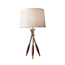 Adesso Columbus Table Lamp 27 H