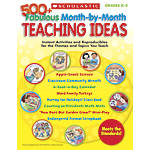 Scholastic 500 Fabulous Month by Month