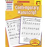 Scholastic Success With Contemporary Manuscript Workbook
