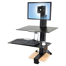 Ergotron WorkFit S Display Stand