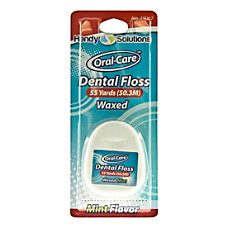 Handy Solutions Natural Bright Dental Floss