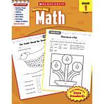 Scholastic Success With Math Workbook Grade
