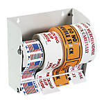 Wall Mount Label Dispenser White