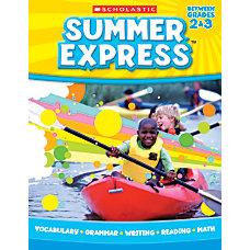 Scholastic Summer Express Grades 2 3
