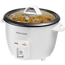 Black Decker 14 Cup Rice Cooker