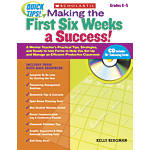 Scholastic Quick Tips Making The First