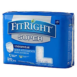 FitRight Super Protective Underwear Large 40