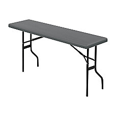 Iceberg Resin Folding Table 29 H