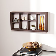 Southern Enterprises Taylor Display Shelf 7