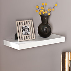 Southern Enterprises Chicago Floating Shelf 24