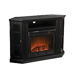 Southern Enterprises Claremont Electric Fireplace Media