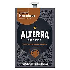 MARS DRINKS Flavia Coffee ALTERRA Hazelnut