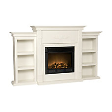 SEI Tennyson Electric Fireplace 42 14