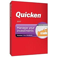 Quicken Premier 2017 Download Version