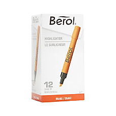 Berol by Eberhard Faber 4009 Highlighters