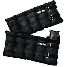 Valeo Adjustable AnkleWrist Weights 10 Lb