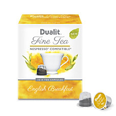 Dualit NX Fine Tea Capsules English