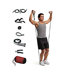 Valeo Portable Fitness Kit Black