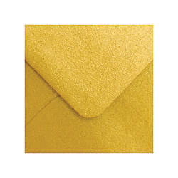 JAM Paper Square Stardream Metallic Envelopes