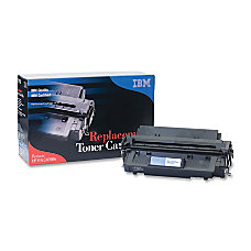 IBM 75P5157 HP C4096A Black Toner