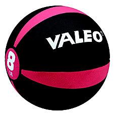 Valeo Medicine Ball 8 Lb BlackPink