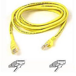 Belkin CAT5e Crossover Patch Cable 10