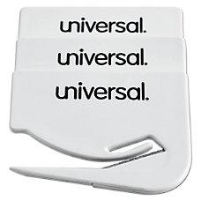 Universal Letter Slitter Steel Hand Letter