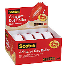 Scotch Adhesive Dot Roller 516 x