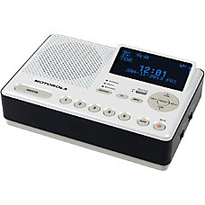 Zebra MWR839 Weather Alert Radio