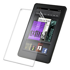 invisibleSHIELD Amazon Kindle Fire HD 7in