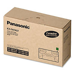 Panasonic Original Toner Cartridge Laser 2500