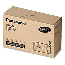 Panasonic Toner Cartridge Black Laser 2500