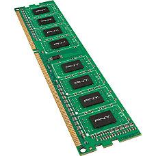 PNY 2GB PC3 10666 1333 MHz