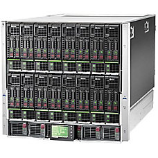 HP BladeSystem c7000 Blade Server Case