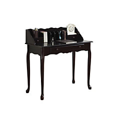 Monarch Specialties Wood Secretary Desk 38