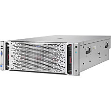 HP ProLiant DL580 G9 4U Rack