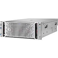HP ProLiant DL580 G9 4U Rack