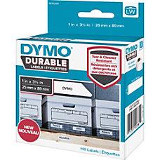 Dymo LabelWriter Labels 1 Width x