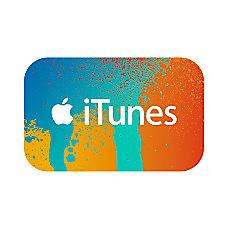 iTunes 15 Gift Code